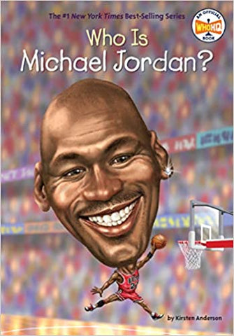 Who Is Michael Jordan? - Paperback - Kool Skool The Bookstore