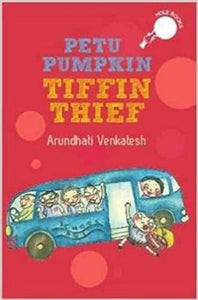 Hole Books : Petu Pumpkin : Tiffin Thief - Kool Skool The Bookstore