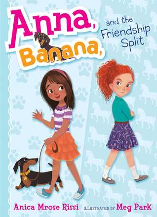 Anna Banana # 1 : Anna, Banana, and the Friendship Split - Paperback - Kool Skool The Bookstore