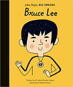 Little People Big Dreams : Bruce Lee - Hardback - Kool Skool The Bookstore