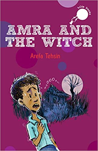 Hole Books : Amra and the Witch - Kool Skool The Bookstore