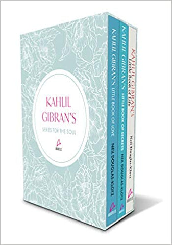 Kahlil Gibran's: Series for the Soul: 3 Volume Boxed Set - Kool Skool The Bookstore