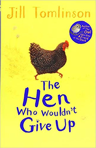 "The Hen Who Wouldn""t Give up - Kool Skool The Bookstore"