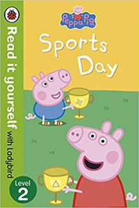 RIY 2 : Peppa Pig: Sports Day - Kool Skool The Bookstore