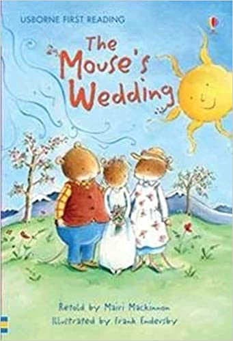 Usborne First Reading Lev-3 : The Mouse's Wedding - Kool Skool The Bookstore