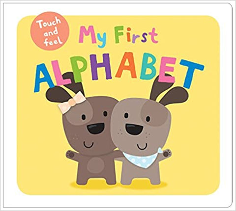 My First Alphabet Touch and Feel - Kool Skool The Bookstore