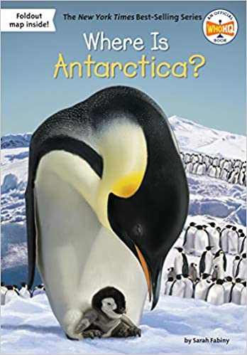 Where Is Antarctica? - Paperback - Kool Skool The Bookstore