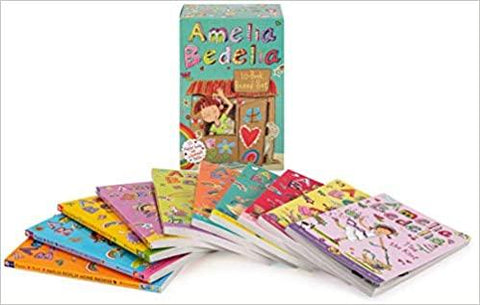 Amelia Bedelia Chapter Book Box Set (set of 10 books) - Paperback - Kool Skool The Bookstore