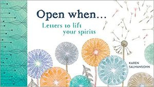 Open When....Letters to Lift Your Spirits - Kool Skool The Bookstore