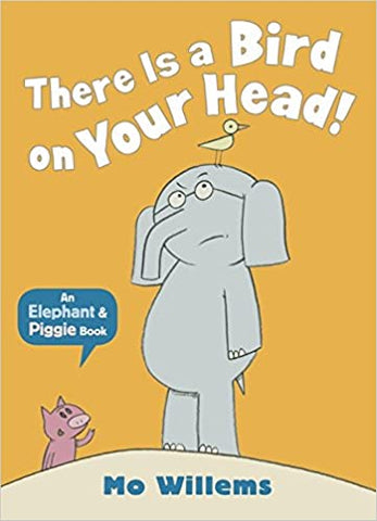 There is a Bird on Your Head! - Kool Skool The Bookstore