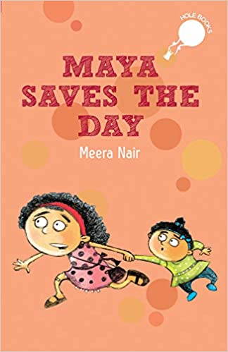 Hole Books : Maya Saves the Day - Kool Skool The Bookstore