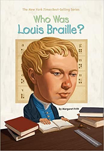 Who Was Louis Braille? - Paperback - Kool Skool The Bookstore