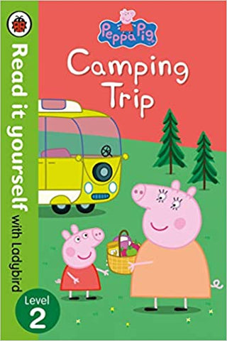 RIY 2 : Peppa Pig: Camping Trip - Kool Skool The Bookstore