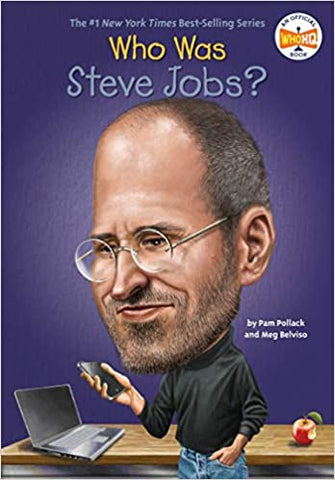 Who Was Steve Jobs? - Paperback - Kool Skool The Bookstore