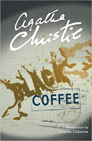 AGATHA CHRISTIE :  BLACK COFFEE - Kool Skool The Bookstore