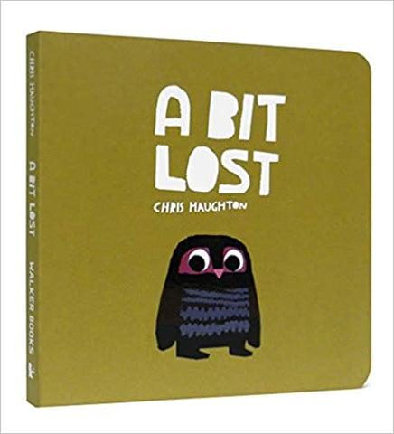 A Bit Lost - Board Book - Kool Skool The Bookstore