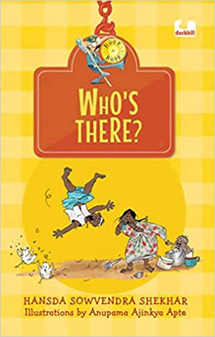 Hook Books : Who's There? - Kool Skool The Bookstore