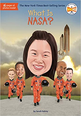 What Is Nasa? - Paperback - Kool Skool The Bookstore