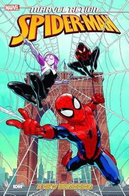 MARVEL ACTION: SPIDER-MAN: A NEW BEGINNING (BOOK ONE) - Kool Skool The Bookstore