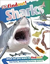 DK Findout! : Sharks - Kool Skool The Bookstore