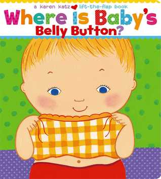 Where Is Baby's Belly Button? - Board Book - Kool Skool The Bookstore