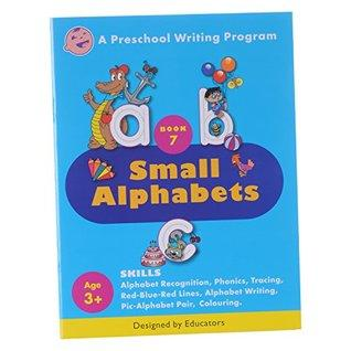 A Pre-school Writing Program Small Alphabets - Kool Skool The Bookstore