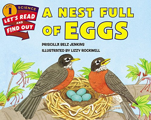 Stage 1 : A Nest Full of Eggs - Paperback