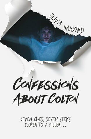 Confession About Colton - Paperback