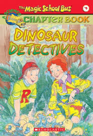 The Magic School Bus Chapter Book #09 : Dinosaur Detectives - Kool Skool The Bookstore