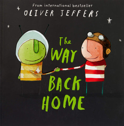 The Way Back Home -Paperback