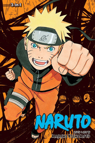 Naruto (3-in-1 Edition), Vol. 13: Includes vols. 37, 38 & 39 - Paperback
