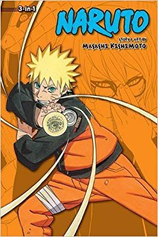 Naruto (3-in-1 Edition), Vol. 18: Includes vols. 52, 53 & 54 - Paperback