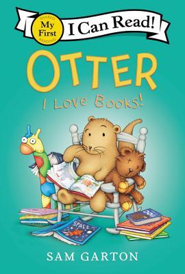 My First I Can Read : Otter: I Love Books! - Paperback