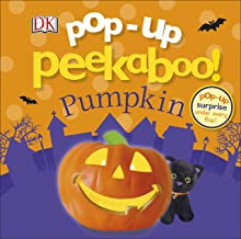 DK : Pop-Up Peekaboo! Pumpkin - Kool Skool The Bookstore