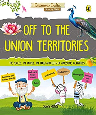 Discover India: Off to the Union Territories - Paperback