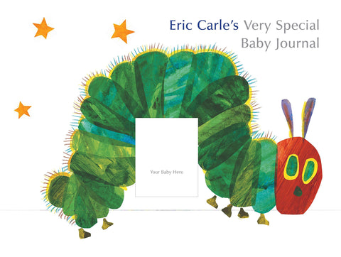 Eric Carle's Very Special Baby Journal - Hardback