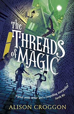 The Threads Of Magic - Paperback