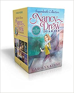 Nancy Drew Diaries Supersleuth Collection - Kool Skool The Bookstore