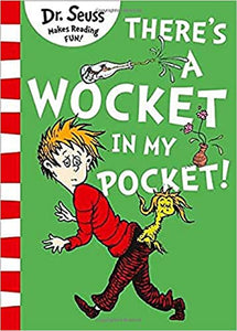 Dr Seuss : There's A Wocket in my Pocket! - Paperback - Kool Skool The Bookstore
