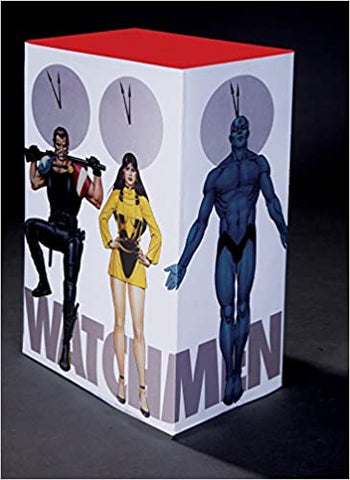 Watchmen Collector's Slipcase Edition - Kool Skool The Bookstore