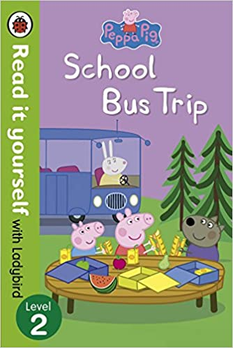 RIY 2 : Peppa Pig: School Bus Trip - Kool Skool The Bookstore