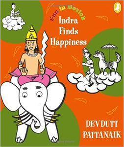 Indra Finds Happiness - Kool Skool The Bookstore