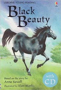 Usborne Young Reading Lev-2 : Black Beauty - Kool Skool The Bookstore