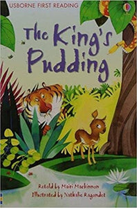 Usborne First Reading Lev-3 : The King's Pudding - Kool Skool The Bookstore
