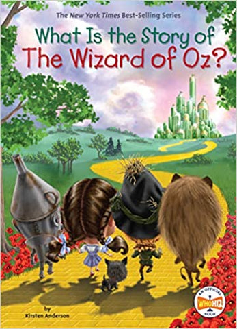 What is the Story of the Wizard of Oz? - Paperback - Kool Skool The Bookstore