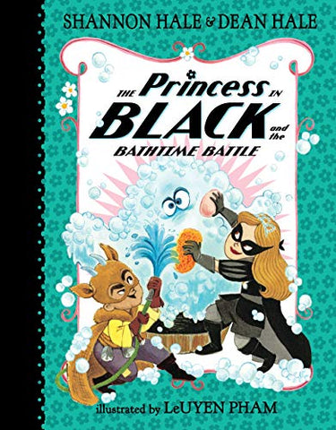 The Princess in Black and the Bathtime Battle (Book 7) - Kool Skool The Bookstore