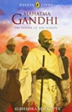 Puffin Lives : Mahatma Gandhi - Paperback - Kool Skool The Bookstore