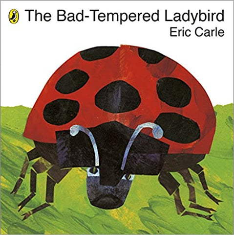 Eric Carle : The Bad-tempered Ladybird - Kool Skool The Bookstore