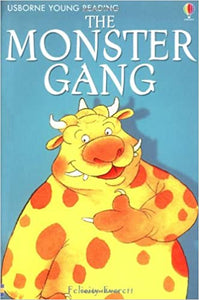 Usborne Young Reading Lev-1 : The Monster gang - Kool Skool The Bookstore