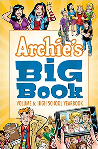 Archie's Big Book Vol. 6: High School Yearbook - Kool Skool The Bookstore